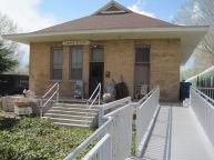 Tooele Valley Railway Depot built 1909