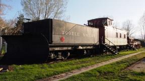Tooele Valley Railway Cars